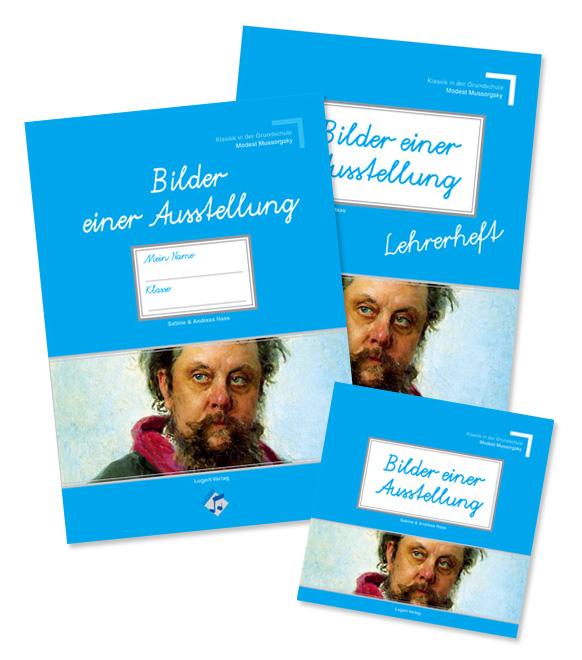 Mediapaket Mussorgsky: Bilder einer Ausstellung