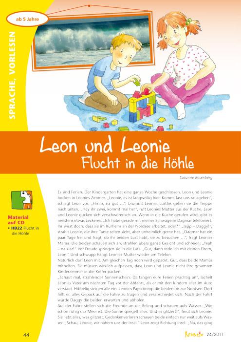 Wilde Wetter - Leon und Leonie