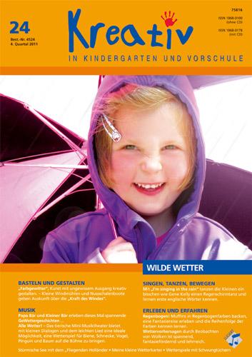 Wilde Wetter - Titelseite