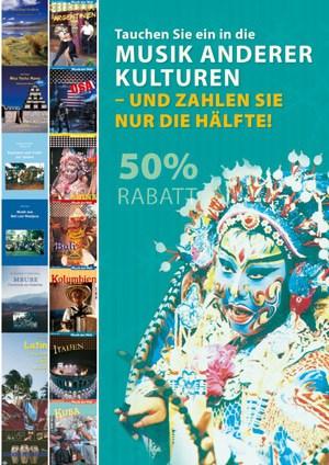 NL_Aktion10_MusikAndererKulturen_50Rabatt