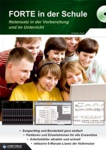 FORTE Boomwhackers Notation FORTE in der Schule Unterrichtsmaterial
