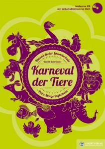 Karneval der Tiere - Camille Saint-Saens - Unterrichtsmaterial für die Grundschule