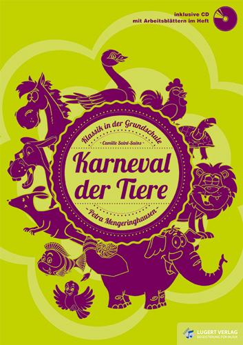 Gratis Download Der Lowe Aus Karneval Der Tiere