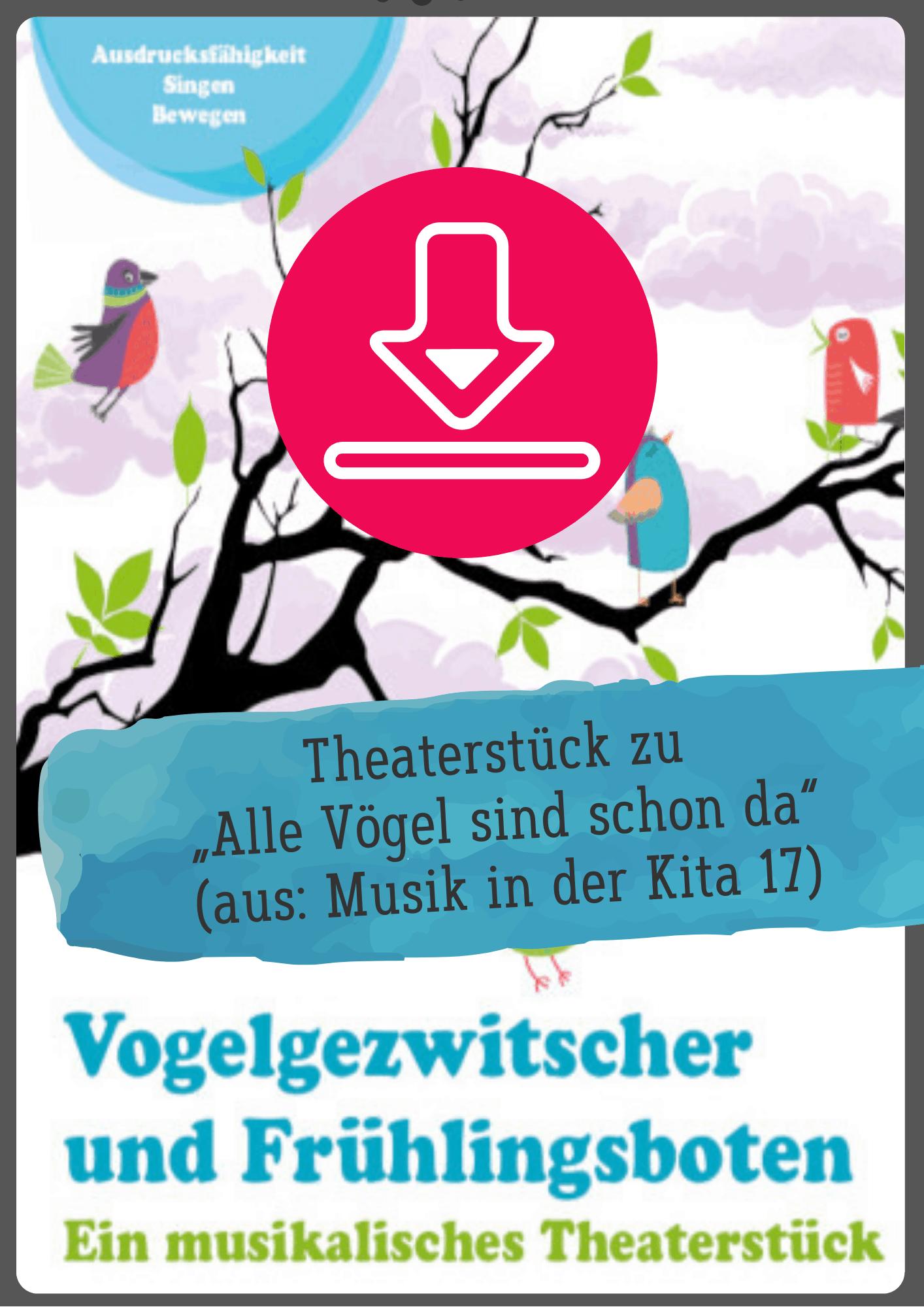 Theaterstück Kindergarten