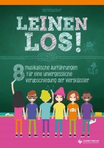 Leinen Los! Abschied Grundschule Verabschiedung der Viertklässler
