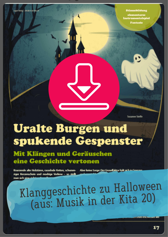 Klanggeschichte Halloween
