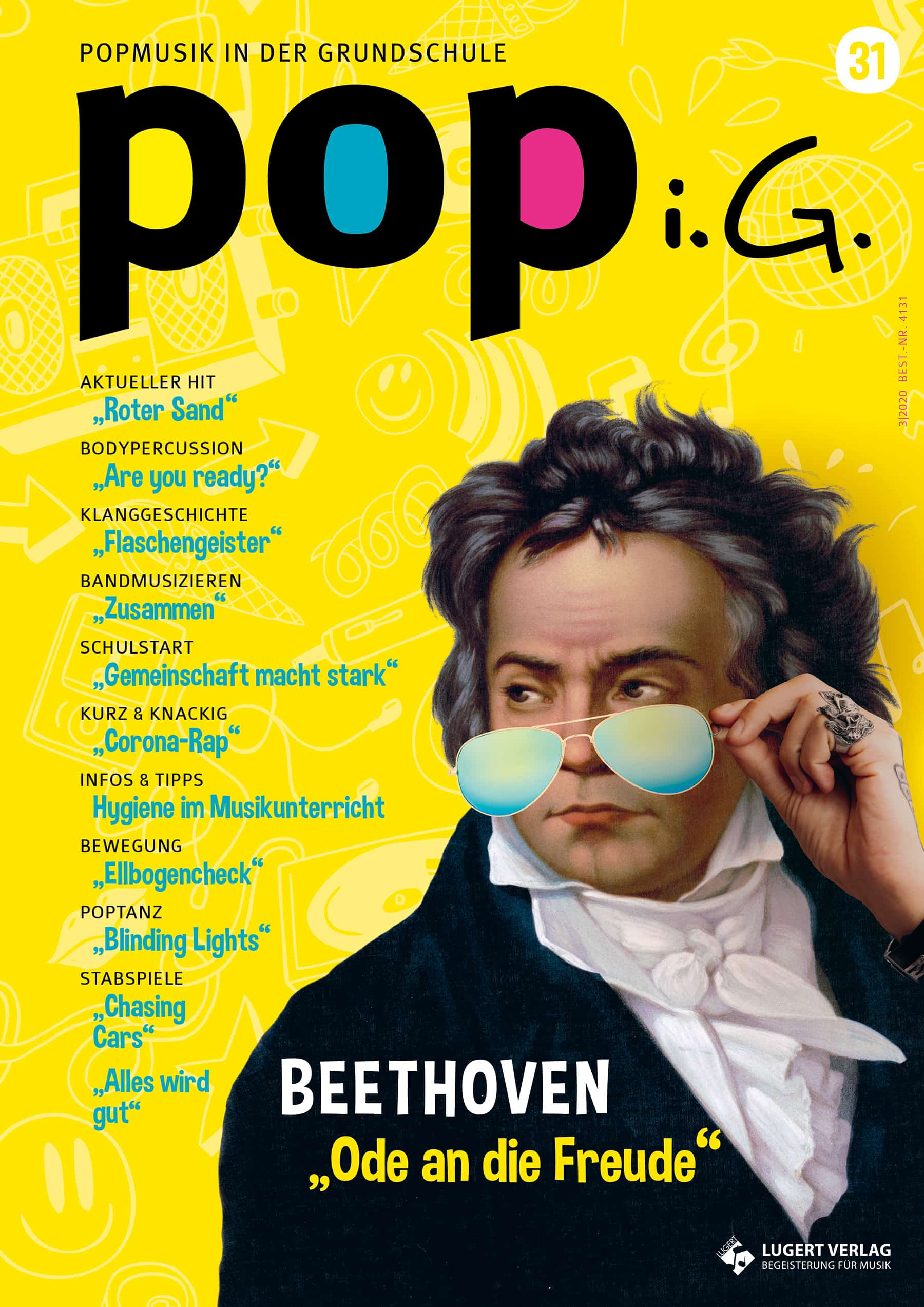 Popmusik in der Grundschule_Freude schöner Götterfunke