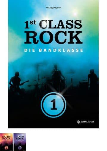 1st Class Rock – Das Bandkonzept