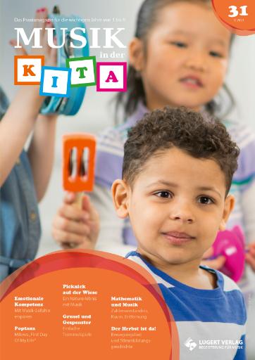 Zeitschrift für die Kita und Krippe