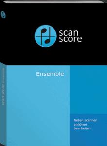 ScanScore: Programm zum Noten Scannen