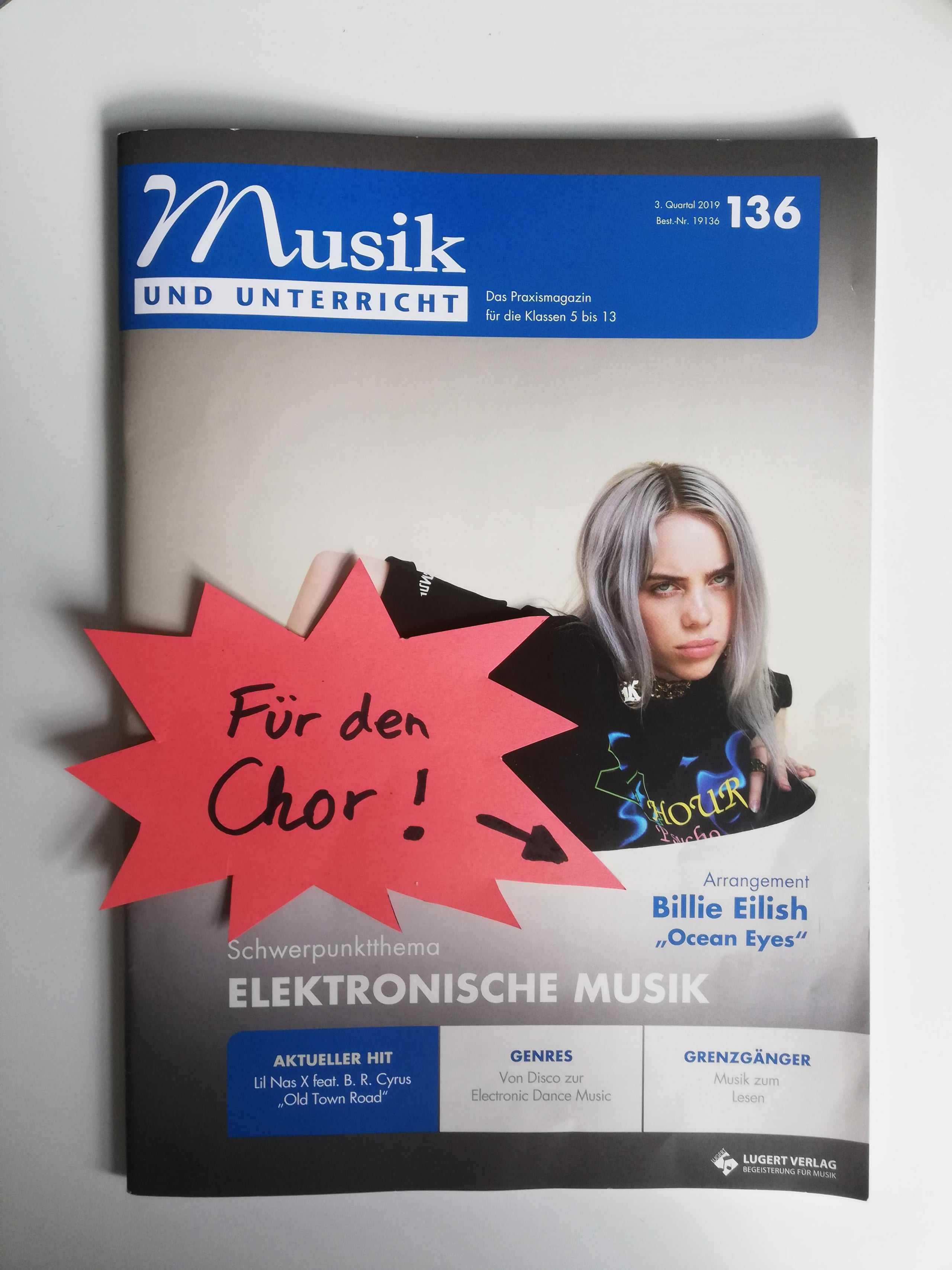 Billie Eilish Chor