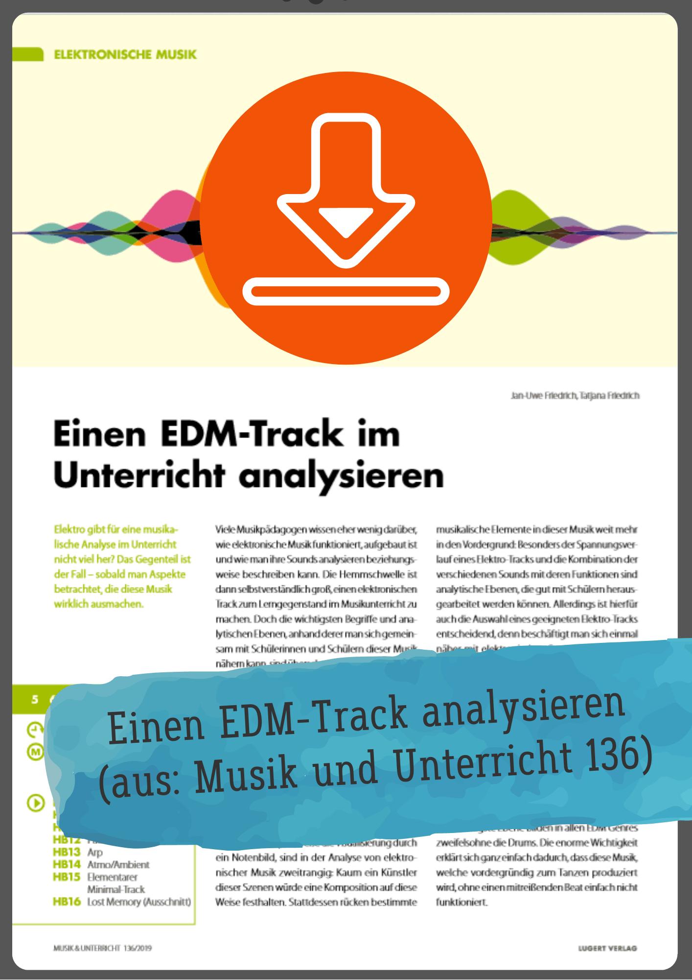 elektronische musik schule