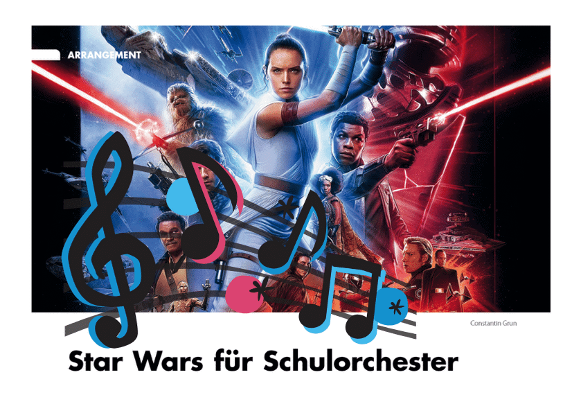 Star Wars Arrangement Schulorchester