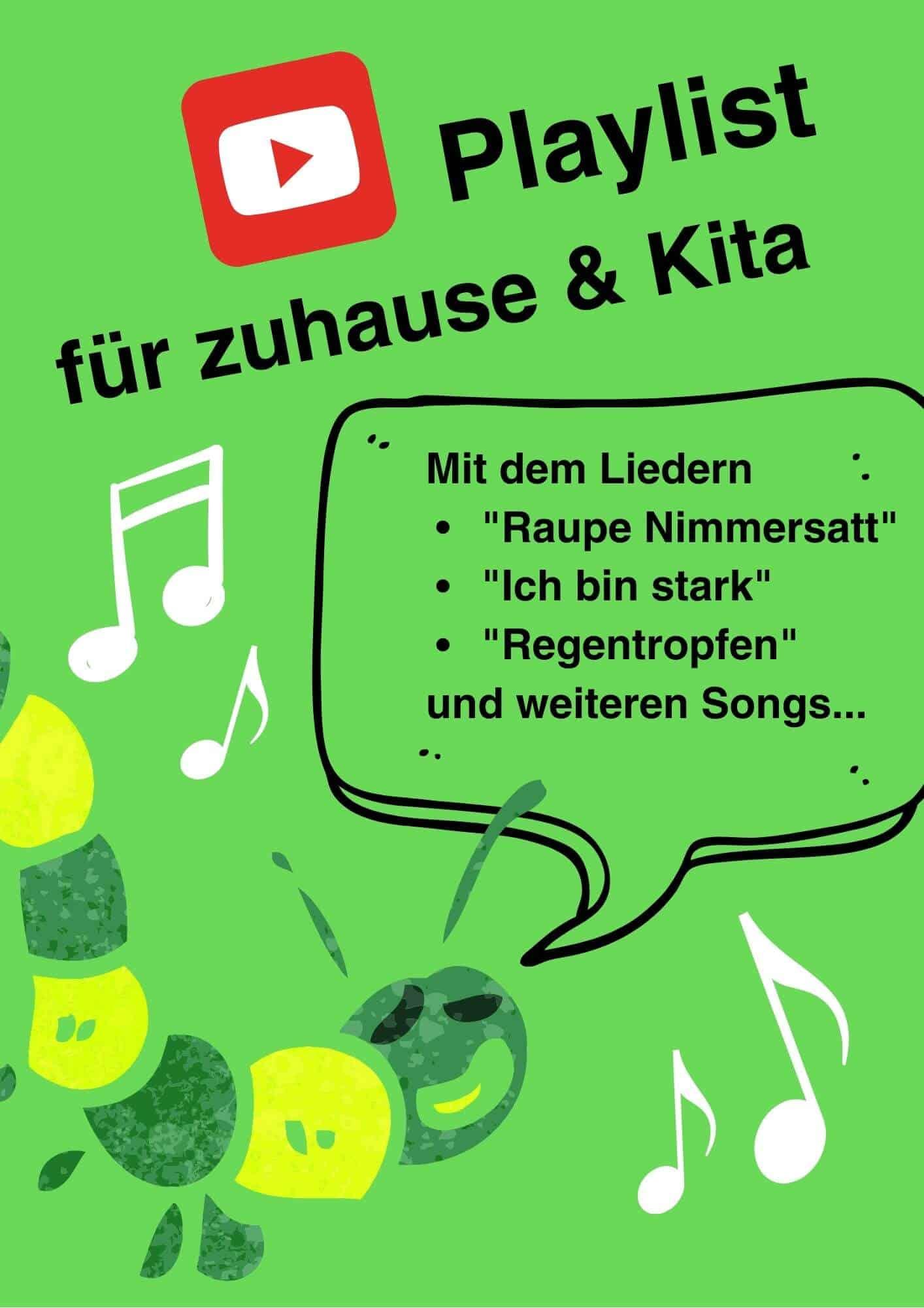 YouTube Playlist Kita Lugert Verlag