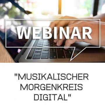 Webinar: Musikalischer Morgenkreis digital – 30.4.2020 von 14:00 bis 15:30 Uhr