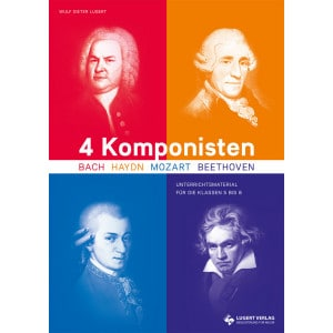 Bach Haydn Mozart Beethoven