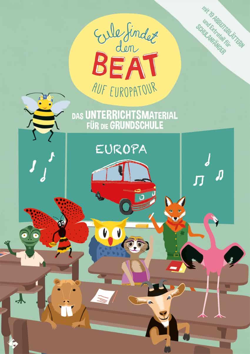 Europa Grundschule Unterrichtsmaterial